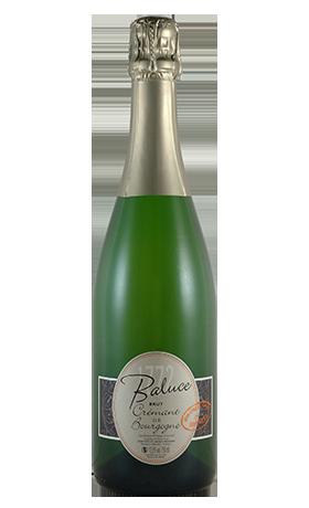 Baluce Blanc – Crémant de Bourgogne brut