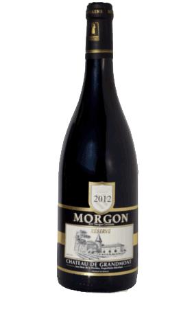 """MORGON CORCELETTE """"réserve"""""""