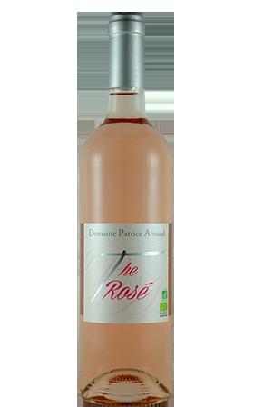 Vin de France Bio «THE ROSE»