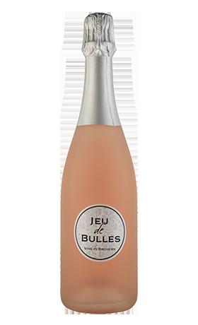 Jeu de Bulles, rosé à fines bulles