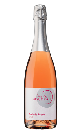 Perle de Rosée – Rosé Méthode Traditionnelle Brut