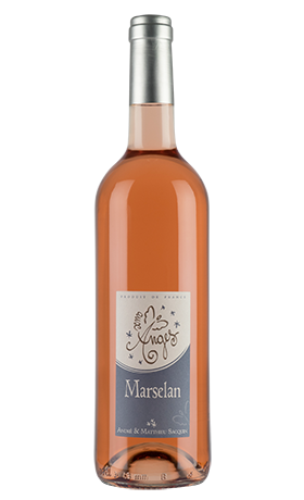 Marselan Rosé (Vin de France)