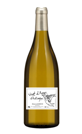 Vin Blanc Cépage Viognier moelleux, cuvée « Vent d'Ange»